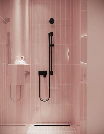 Accesorios ducha en negro_via homeddecordesigns.info